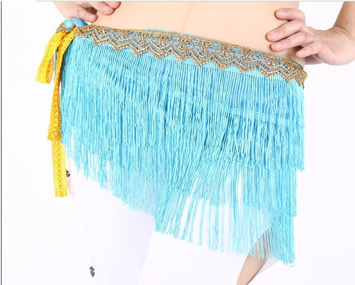 SEO_COMMON_KEYWORDS Newest design belly dancing skirt wholesale blue