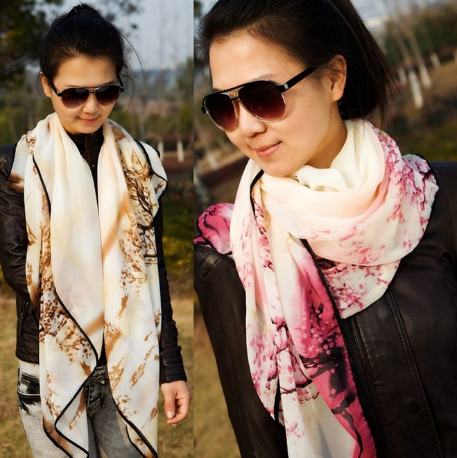 Cheap Fashion Viscose Scarfs for women
