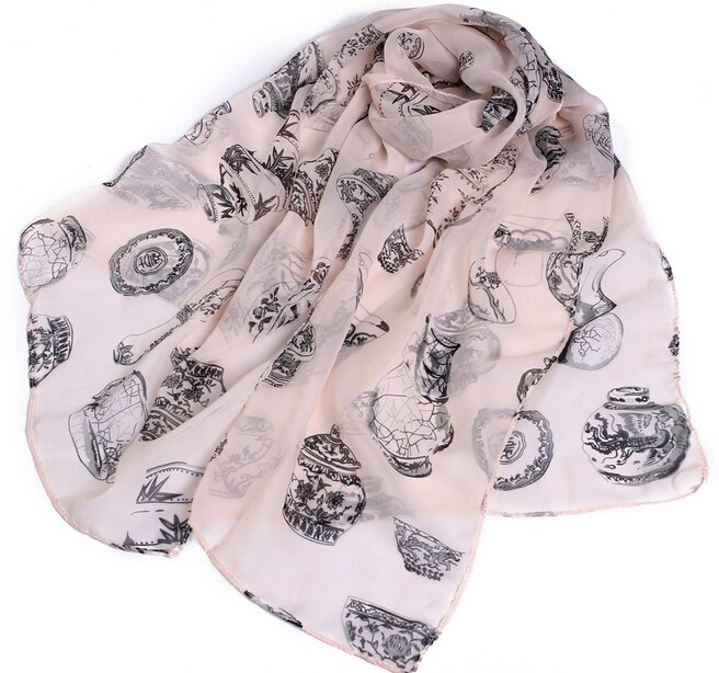 0062 Cheap chinese style scarf on sale