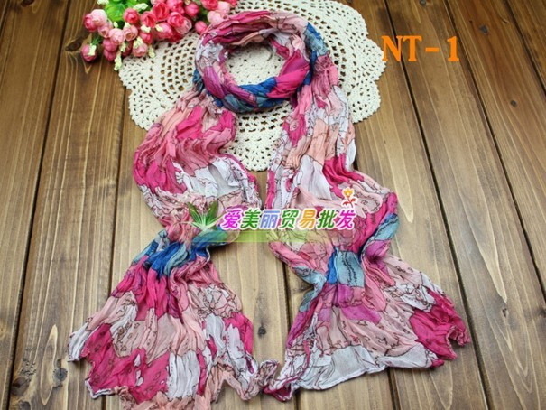 2013 Low price CHIFFON Scarf/Wrap Wholesale USA