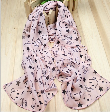 Fashion Cheap chiffon Scarf/Wrap Wholesale CANADA