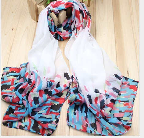 Fashion Inexpensive chiffon Scarf/Wrap Wholesale CANADA