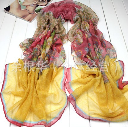 Cheap chiffon Scarves Wholesale USA
