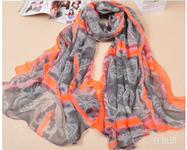 Wholesale Chiffon Scarf UK online
