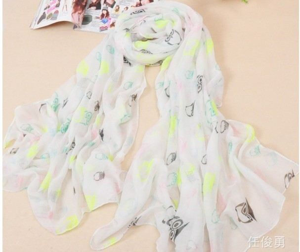 SEO_COMMON_KEYWORDS New fashion Chiffon Scarves Dress