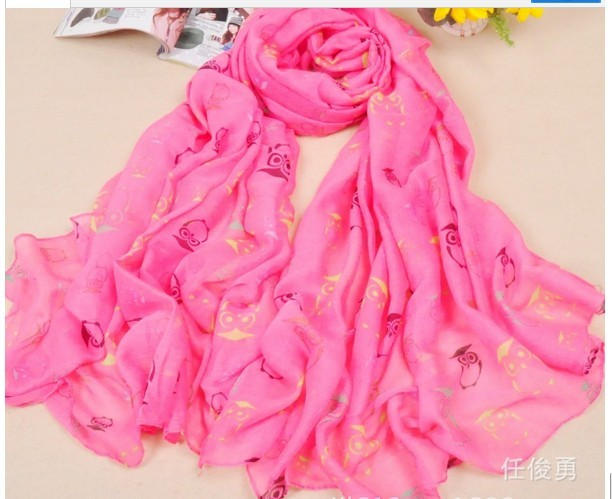 New fashion Chiffon Scarves Dress