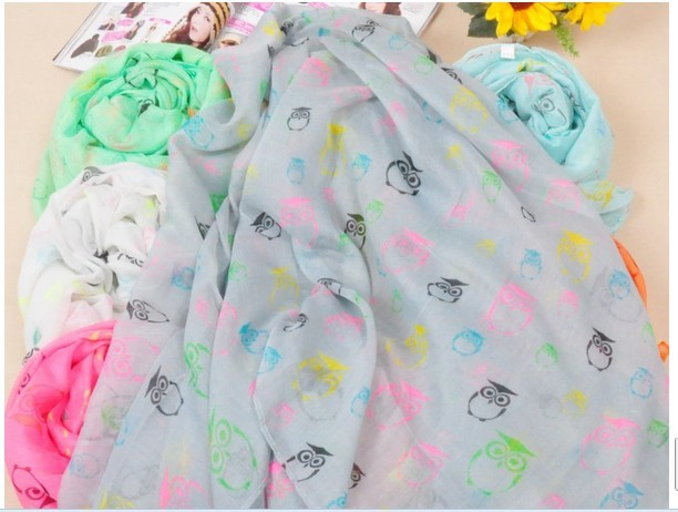 Discount Chiffon Scarves Pattern