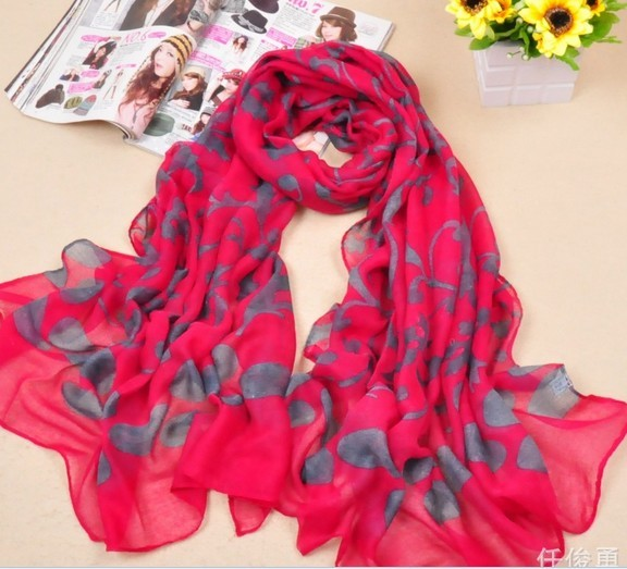 SEO_COMMON_KEYWORDS Wholesale Women's Fashion Silk Chiffon Scarf USA