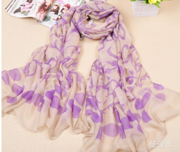 ladies chiffon scarves wholesale Cheap