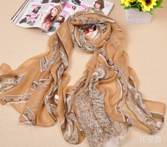 SEO_COMMON_KEYWORDS Long ladies chiffon scarves wholesale USA