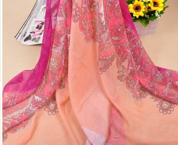 beautiful chiffon scarves wholesale uk