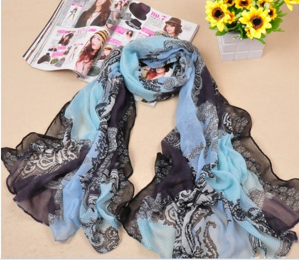 SEO_COMMON_KEYWORDS Wholesale Silk Chiffon Printed Scarves Canada