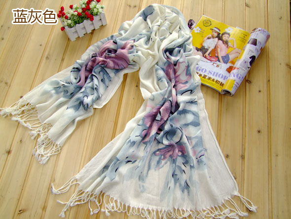 Usa fresh scarves factory wholesale