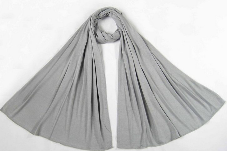 USA best plain long jersey scarves and shawls/wraps on sale