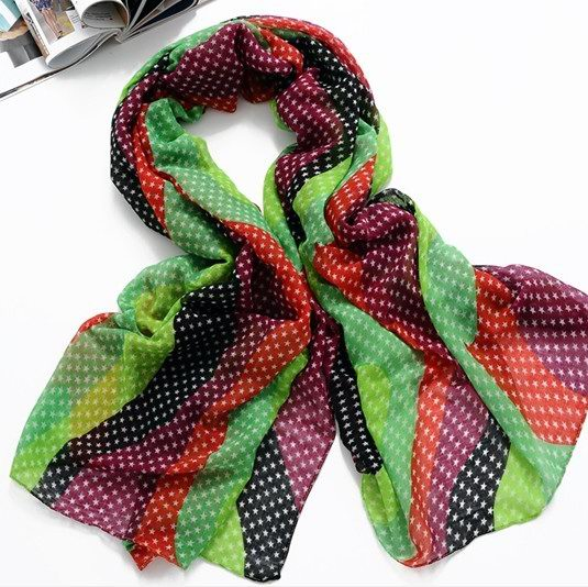Cotton Scarf Wholesale China 2013
