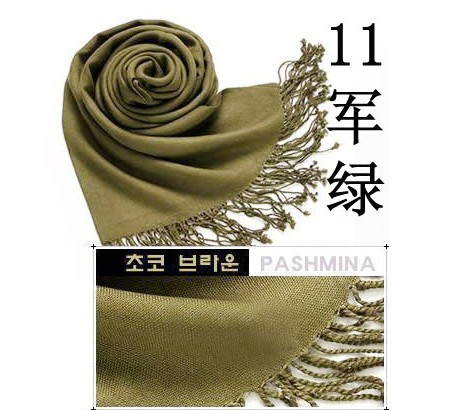 2013 USA Wholesale pashmina scarf with 100%CASHMERE