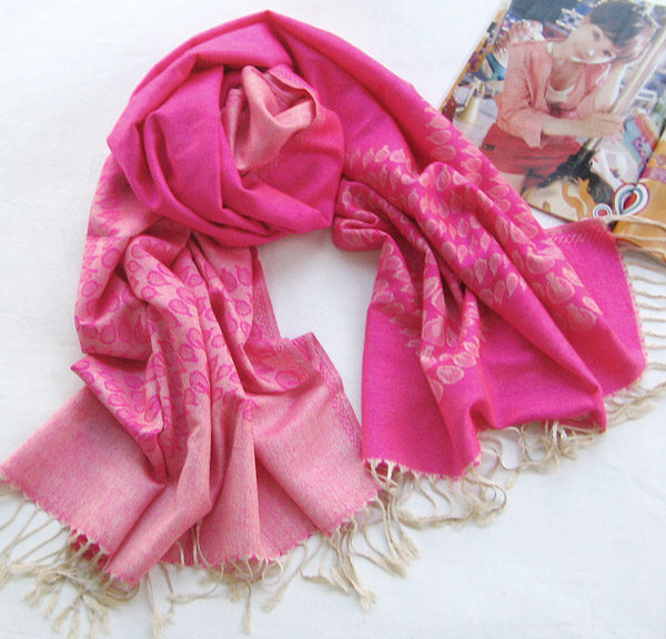 UK Pashmina women scarves