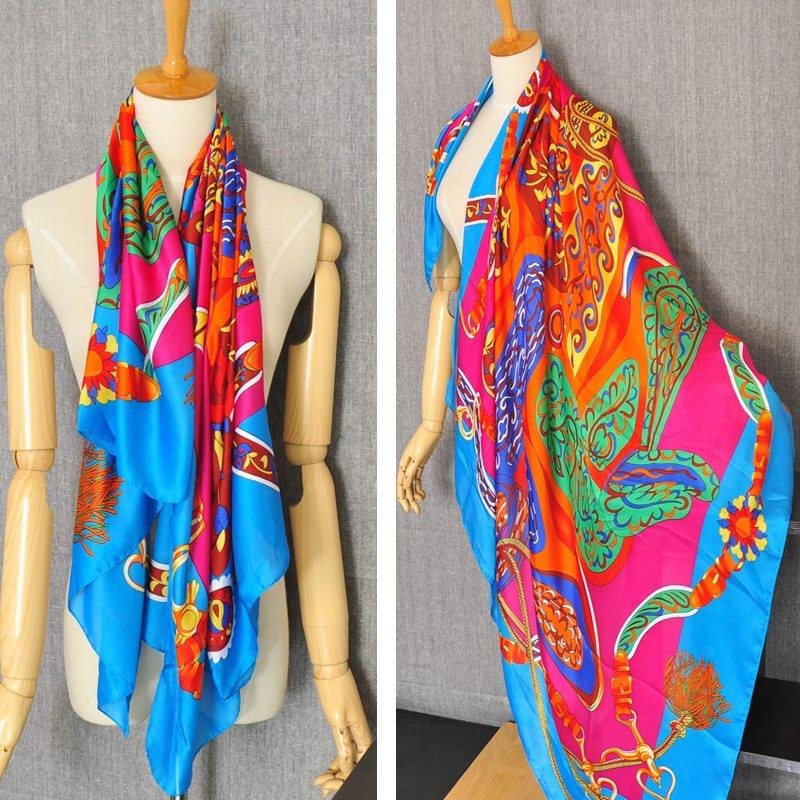 01 Paris New Brand Fashion Scarf For Women