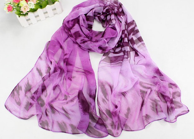 SEO_COMMON_KEYWORDS Fashion Silk Scarf For Women Canada