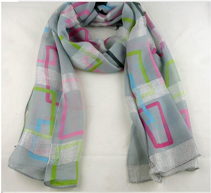 Fashion Silk Scarf/Wrap For Women 2013