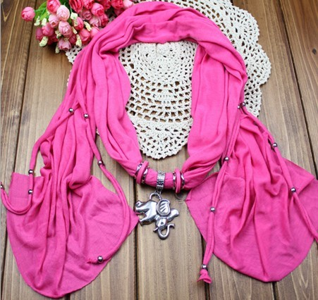2013 Fashion Jewelry Scarf UK NEW