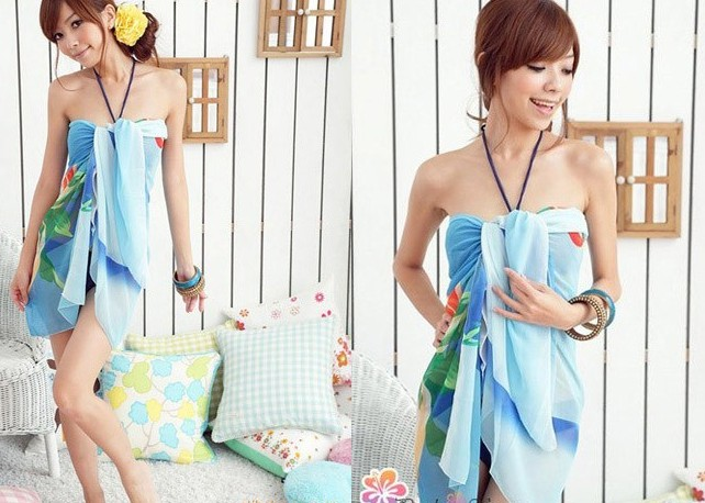 SEO_COMMON_KEYWORDS Lotus Design beach scarf for summer