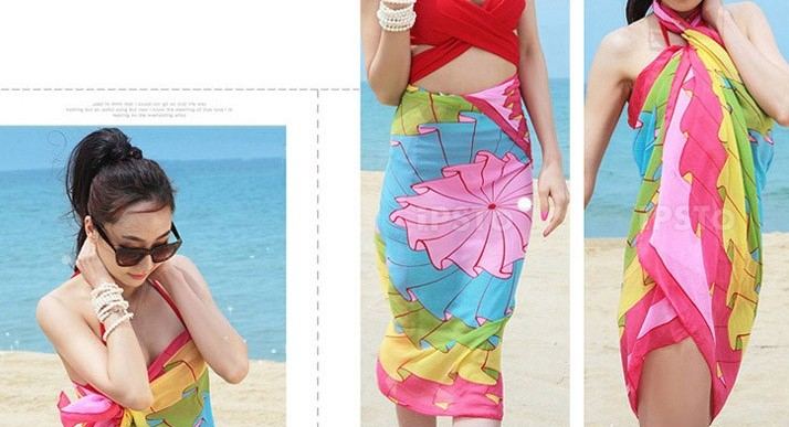 SEO_COMMON_KEYWORDS Fashion Design Beach Scarf for girls