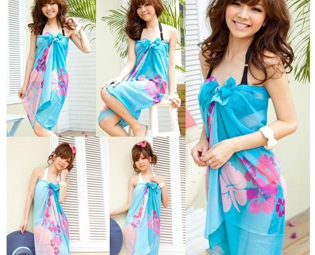 SEO_COMMON_KEYWORDS Hawaii Beach Scarf for woman