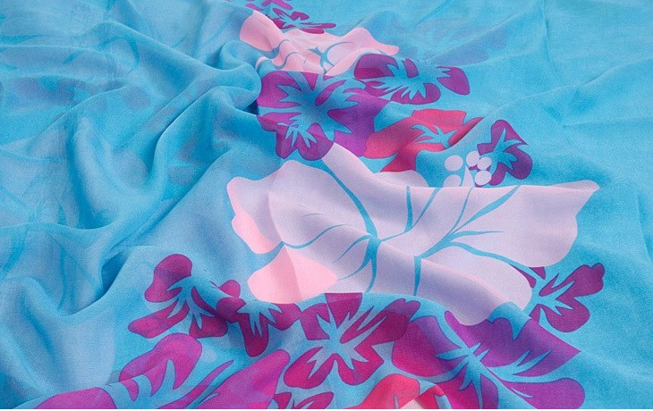 Hawaii Beach Scarf for woman