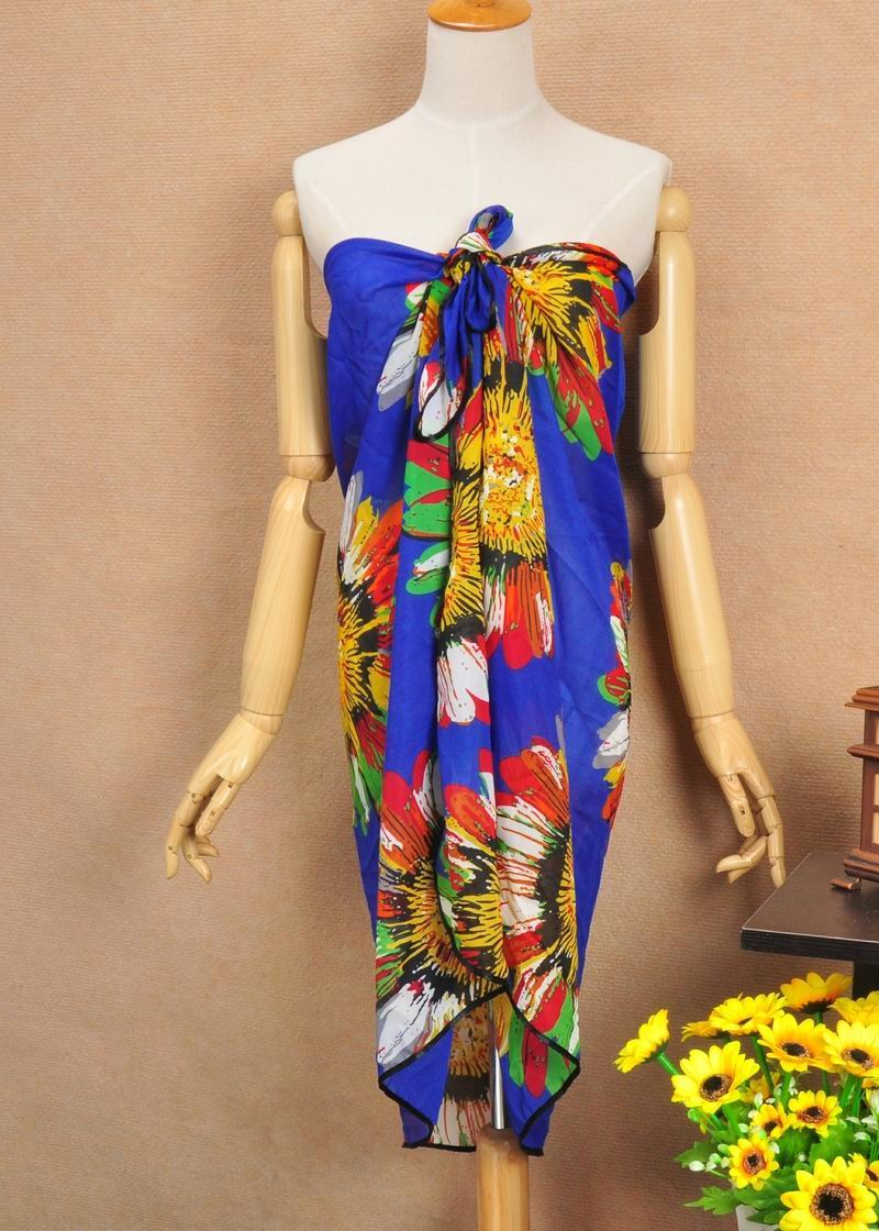 2014 New Arrival Fashion Beach Scarf Wholesale