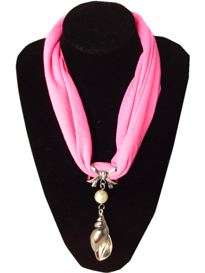 Beautiful pendant jewellery scarf wholesale in LA