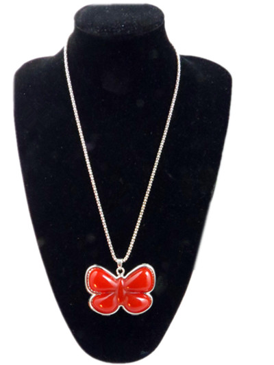 Beauty resinstone Butterfly pendant scarves in Canada