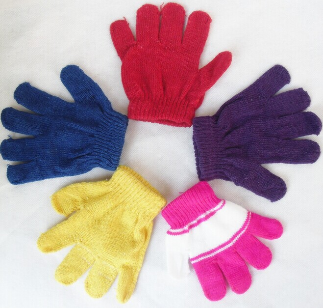 Gloves for the kids - Mixed Colors