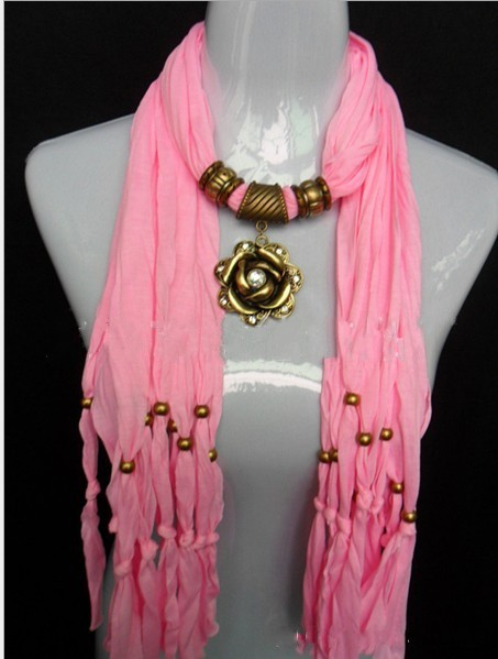 UK pendant scarf jewelry 2013 Spring