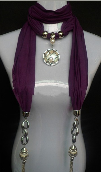 Canada beautful jewelry scarf pendants
