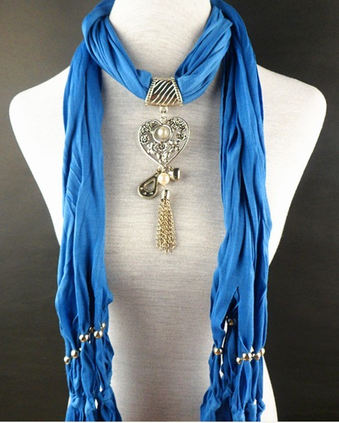 2013 Jewelry scarves pendants usa