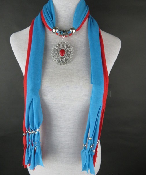 SEO_COMMON_KEYWORDS Wholesale jewelry scarves with pendant 2013 New Design