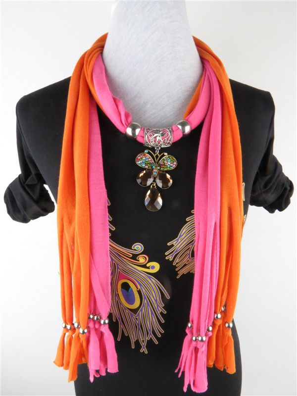 Wholesale Fashion Jewelry necklace scarves usa - Click Image to Close