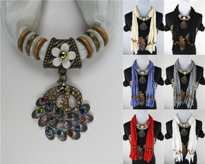 2013 fashion jewellery scarf usa