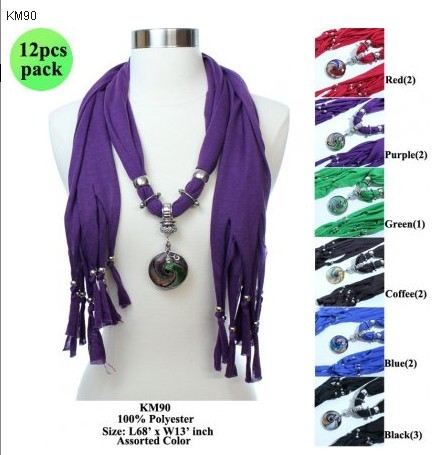 SEO_COMMON_KEYWORDS USA 2013 New Design fashion jewelry charms necklace scarf
