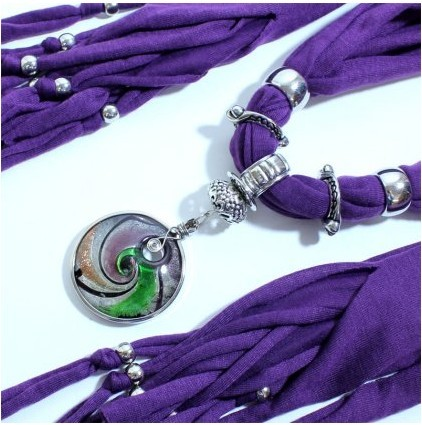USA 2013 New Design fashion jewelry charms necklace scarf