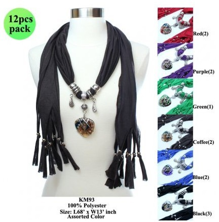 SEO_COMMON_KEYWORDS 2013 heart beads pendant jewelry scarf wholesale