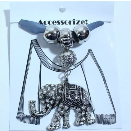 SEO_COMMON_KEYWORDS usa style fashion scarf with alloy elephant jewelry pendant
