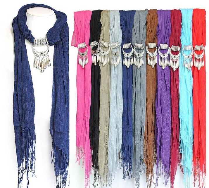 SEO_COMMON_KEYWORDS 2013 Beautiful Lady Jewelry Pendant Scarf Necklace Wholesale