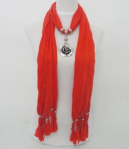 SEO_COMMON_KEYWORDS Australia Fashion Scarves with Classic Rose flower style Jewelry