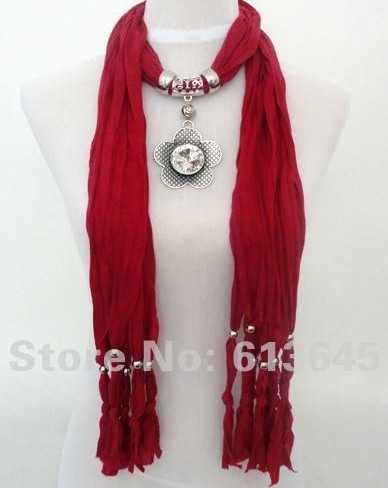 Paris New trendy fashion jewelry scarves wholesale