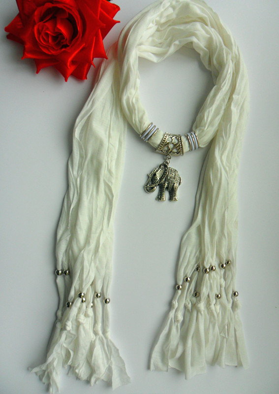 2013 New York Classic elephant designs jewelry scarf wholesale