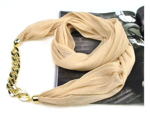 2013 Chain Style Jewelry Pendant Scarf Wholesale New York