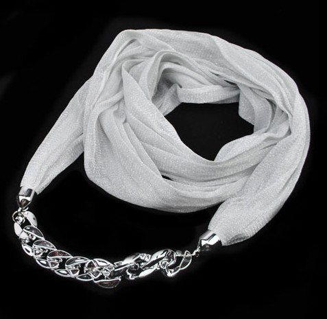 2013 Chain Style Jewelry Pendant Scarf Wholesale New York - Click Image to Close