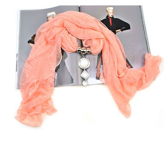 2013 Beautiful New trendy jewelry scarves/wraps viscose wholesal - Click Image to Close